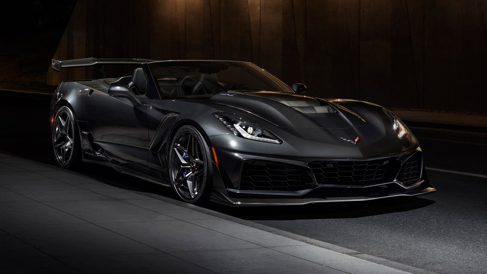 Hd Jaguar Car Wallpaper Download 2019 Chevrolet Corvette Zr1 Convertible Wallpaper Hd Car