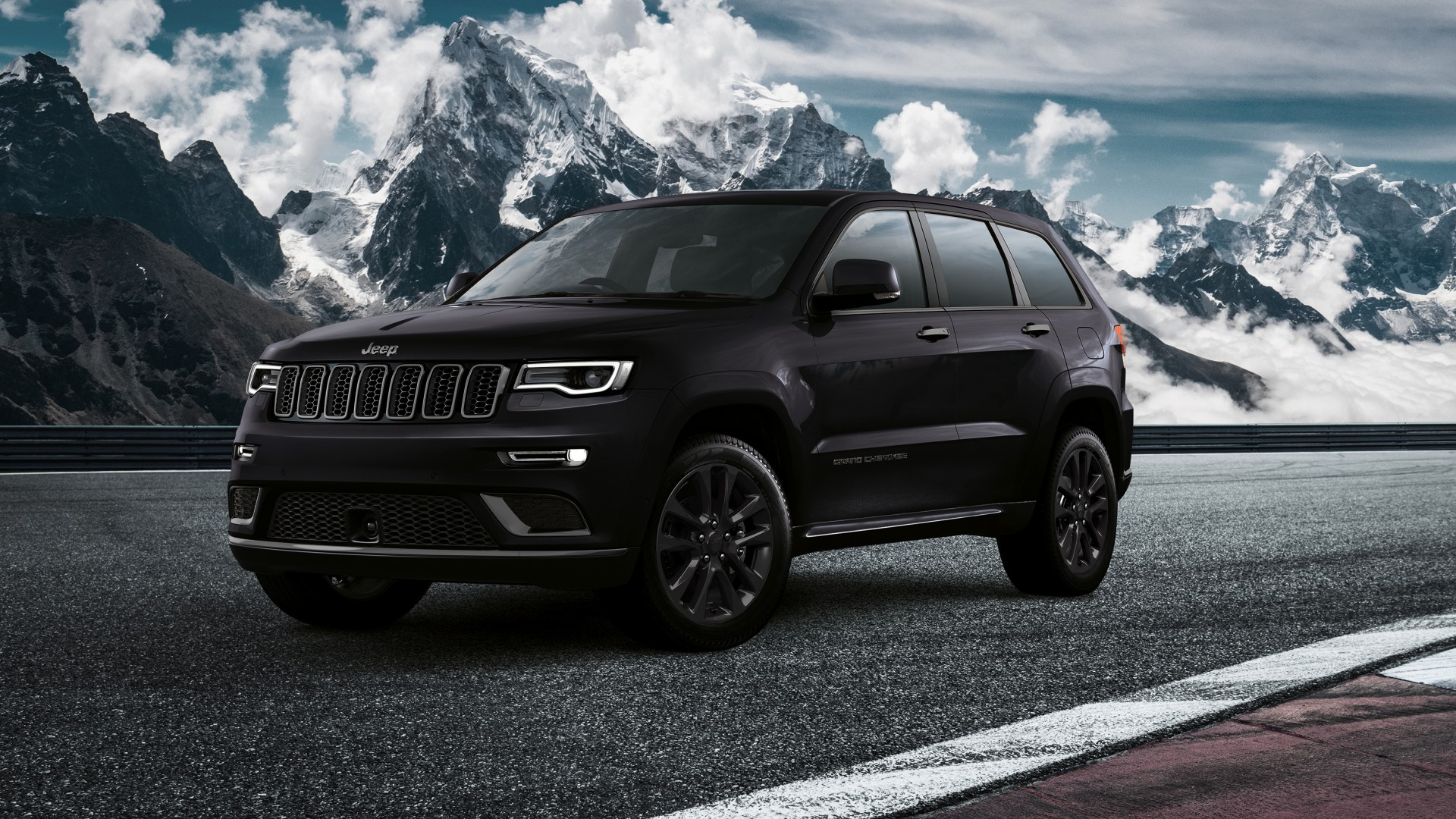 Hd Wallpapers 2019 Jeep Grand Cherokee S Wallpaper Hd Car Wallpapers