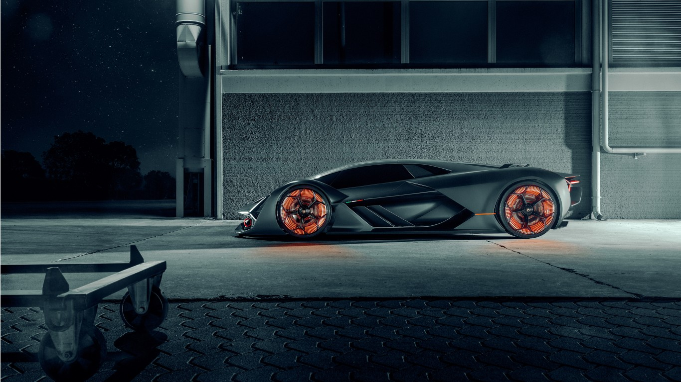Mini Car Hd Wallpaper 2019 Lamborghini Terzo Millennio 4k Wallpaper Hd Car