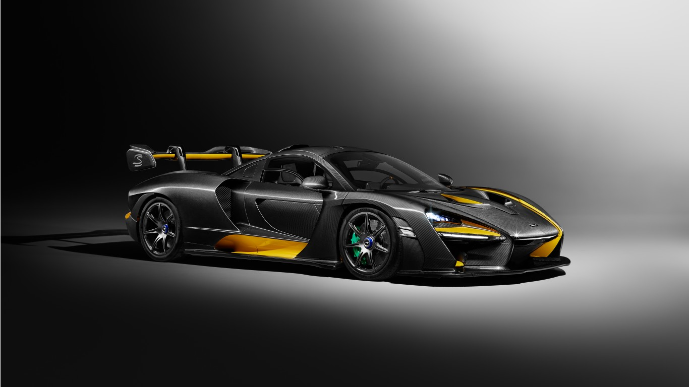 Supar Car Hd Wallpaper 2019 Mclaren Senna Carbon Theme By Mso 5k Wallpaper Hd