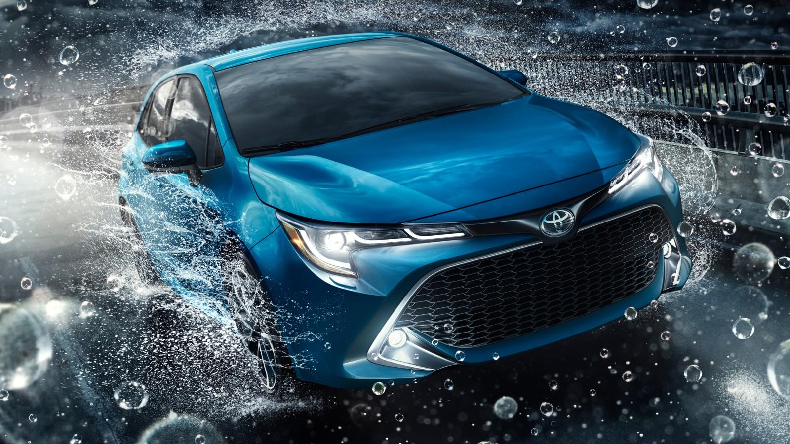 Supra Iphone Wallpaper 2019 Toyota Corolla Xse Hatchback 4k 2 Wallpaper Hd Car