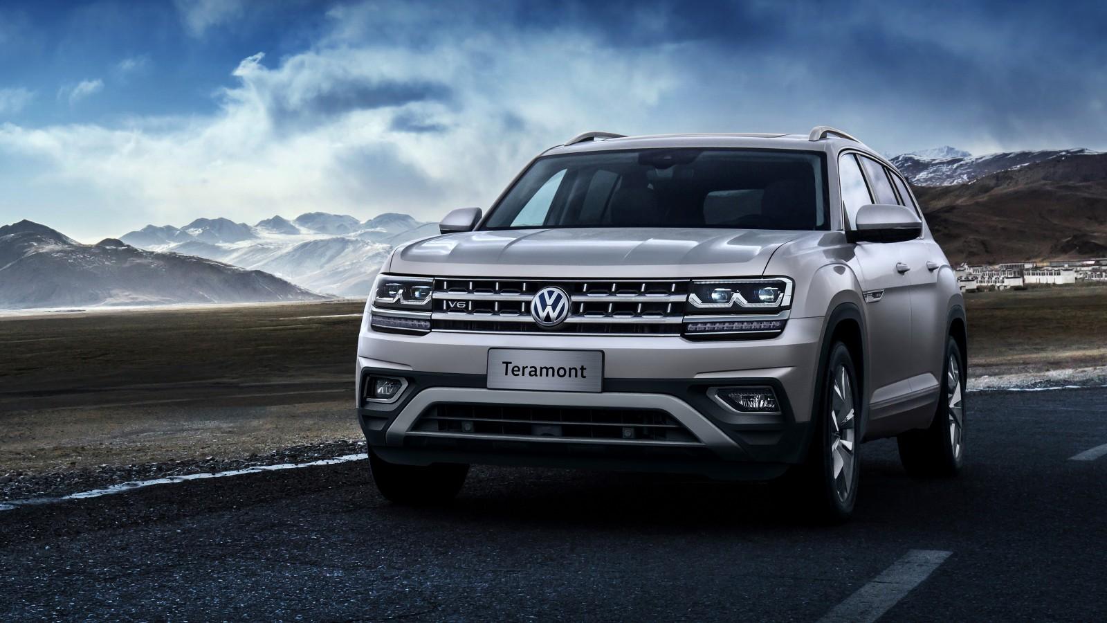 Hd Wallpaper 2019 Volkswagen Teramont Wallpaper Hd Car Wallpapers