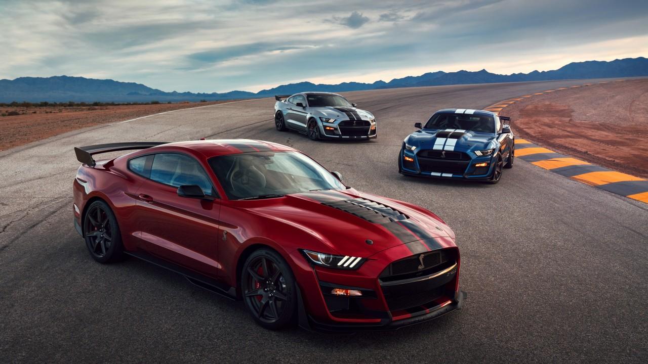 Hd Jaguar Car Wallpaper Download 2020 Ford Mustang Shelby Gt500 4k 3 Wallpaper Hd Car