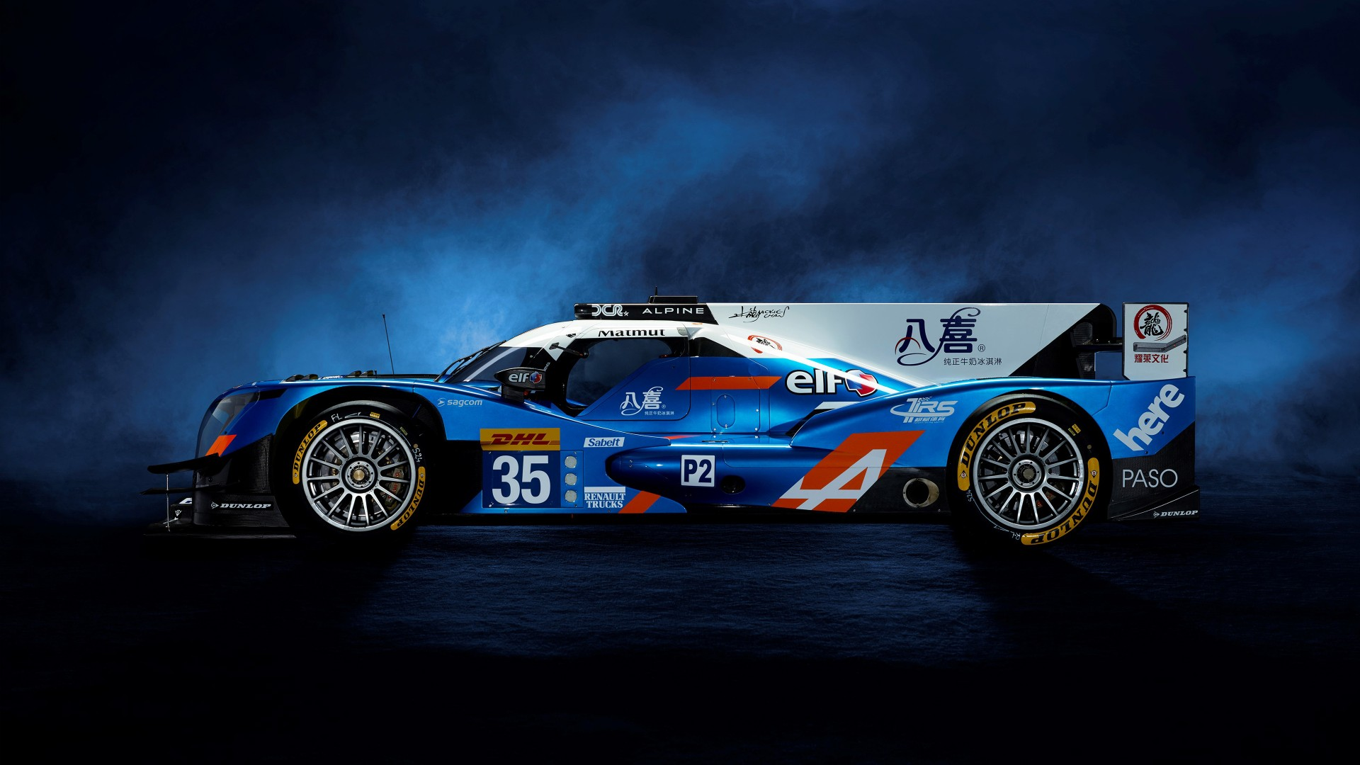 Supar Car Hd Wallpaper Alpine A460 Race Car 4k Wallpaper Hd Car Wallpapers Id