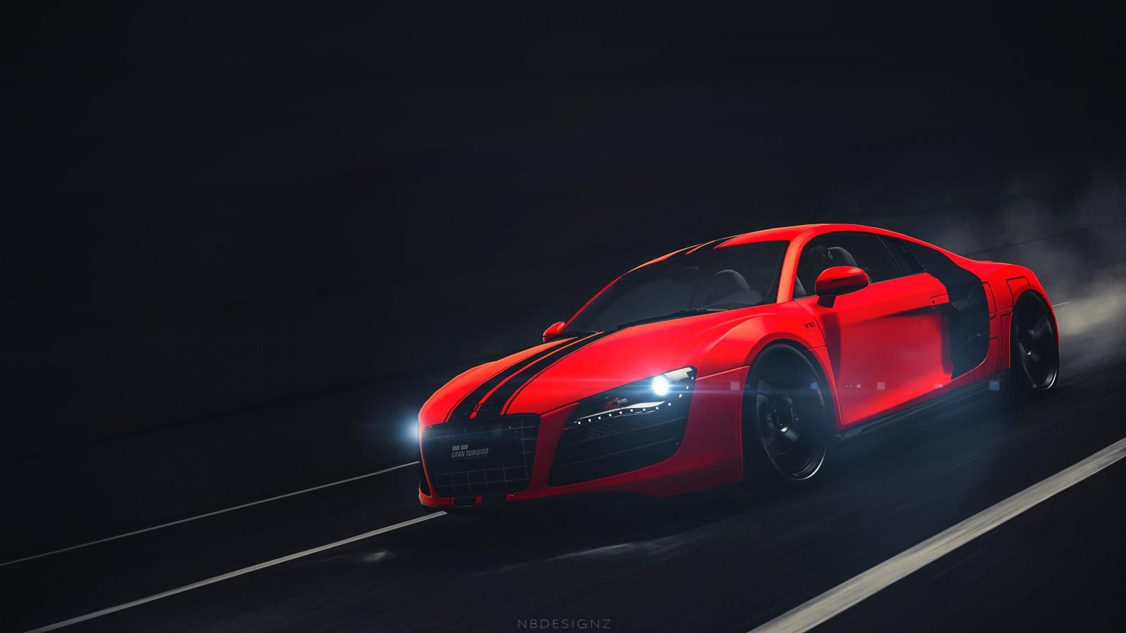 Audi Concept Car Wallpaper Audi R8 5 2 V10 Gran Turismo 6 Wallpaper Hd Car