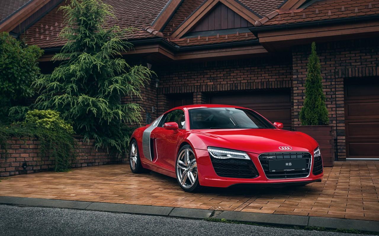Bugatti Car Wallpaper Hd For Android Audi R8 Red Wallpaper Hd Car Wallpapers Id 5501