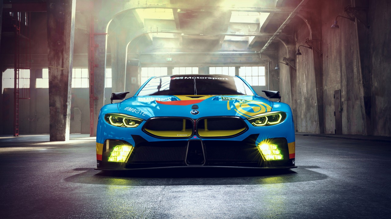 Hd Bmw Car Wallpapers 1920x1080 Bmw M8 Gte 2018 2 Wallpaper Hd Car Wallpapers Id 9273