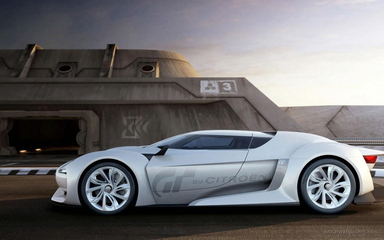 3d Bugatti Car Wallpaper Citroen Gt Car Wallpaper Hd Car Wallpapers Id 349