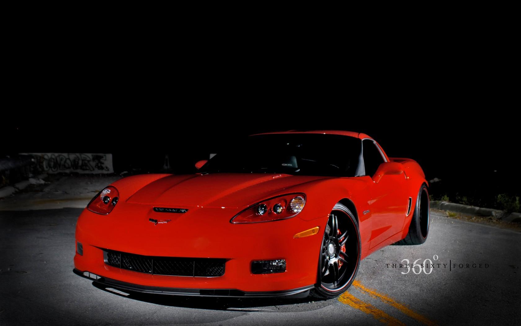 Widescreen Car Wallpaper Corvette Z06 360 Forged Wheels Wallpaper Hd Car