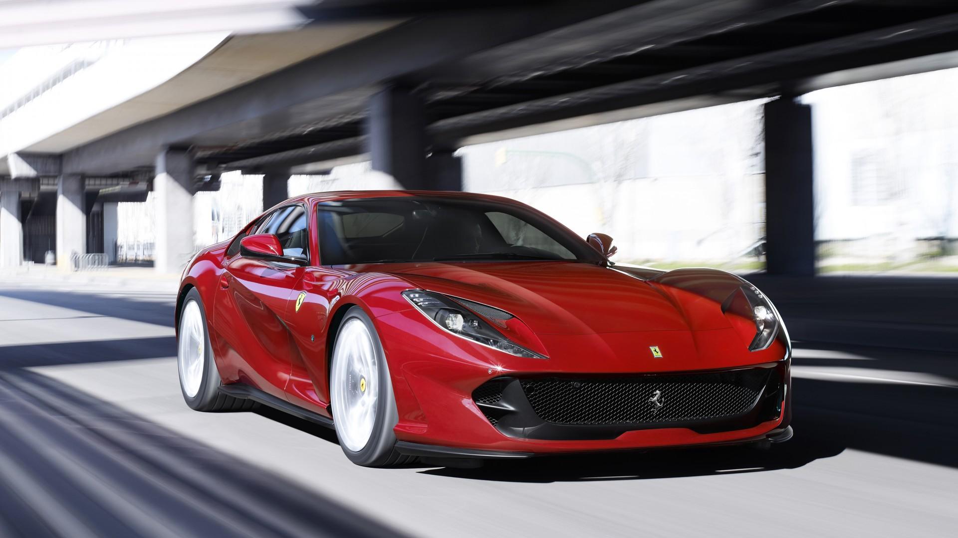 Super Fast Car Wallpaper Ferrari 812 Superfast 2018 4k 3 Wallpaper Hd Car