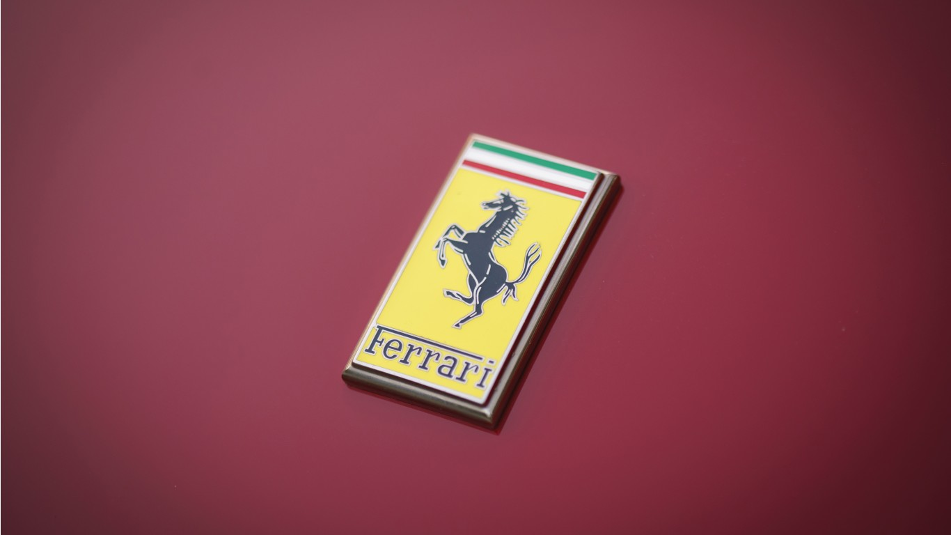 Hd Wallpaper Car Widescreen Ferrari Logo 4k Wallpaper Hd Car Wallpapers Id 8001