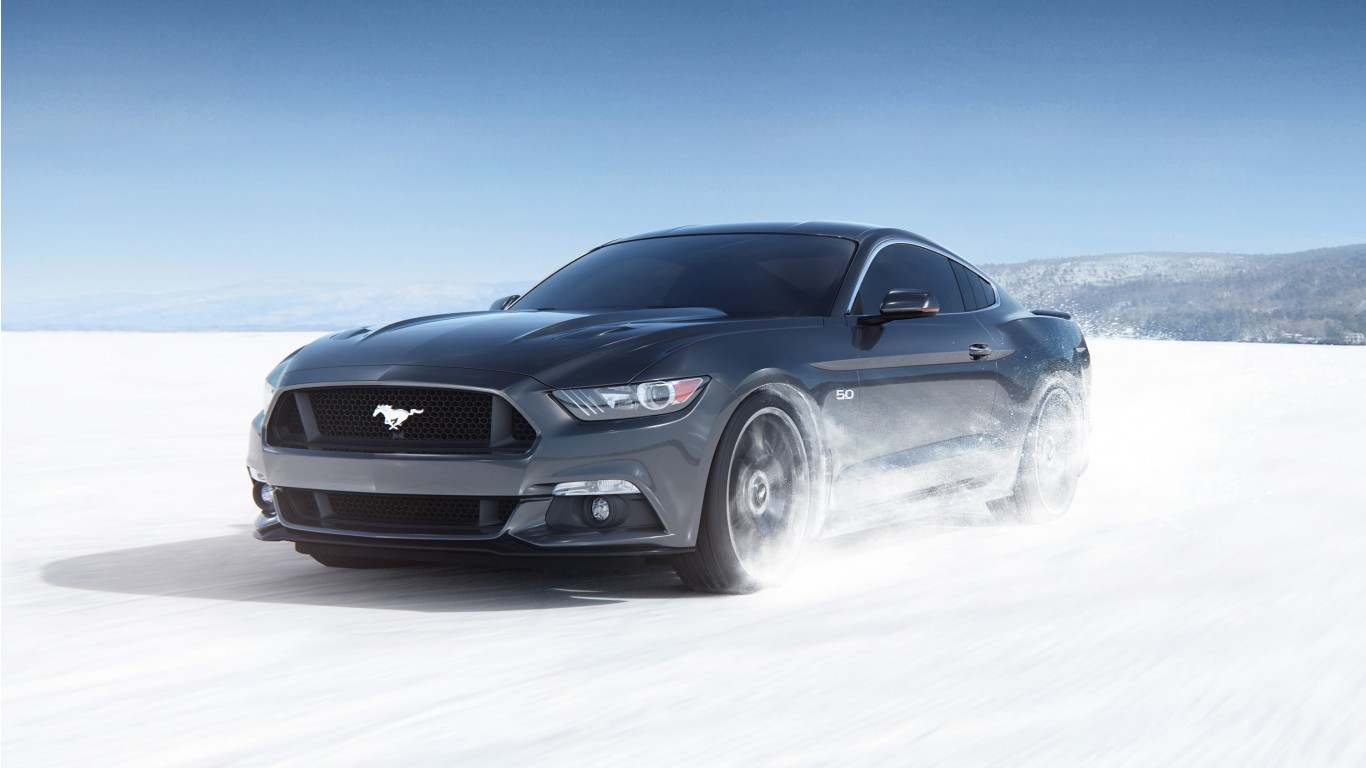 Best Car Wallpapers 2017 Ford Mustang 2018 4k Wallpaper Hd Car Wallpapers Id 9089