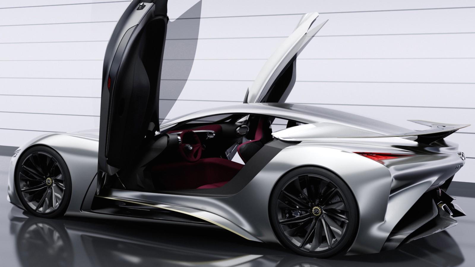Audi Car Hd Wallpapers 1080p Infiniti Concept Vision Gran Turismo 2 Wallpaper Hd Car