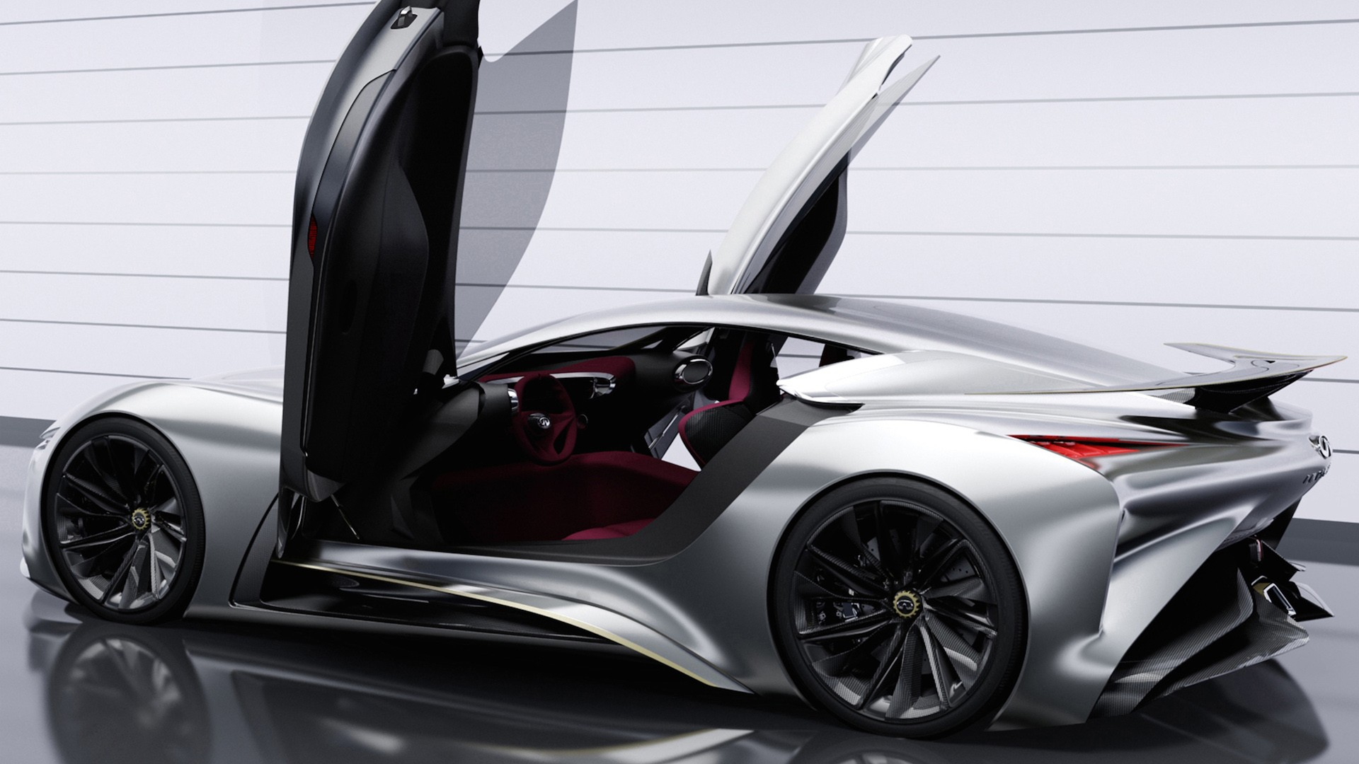 Car Wallpapers For Iphone 6 Infiniti Concept Vision Gran Turismo 2 Wallpaper Hd Car