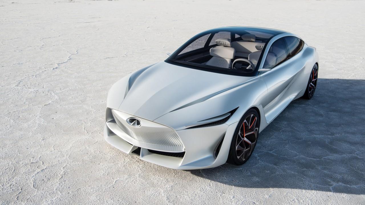 8k Car Wallpaper Download Infiniti Q Inspiration Concept 2018 Wallpaper Hd Car