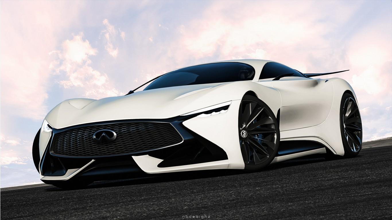 Hd Wallpaper Download Of Super Cars Infiniti Vision Gt Concept Gran Turismo 6 Wallpaper Hd