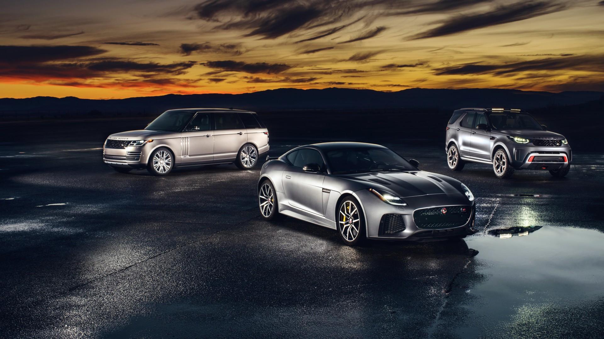 Range Rover Car Hd Wallpaper Download Jaguar Landrover 2017 4k Wallpaper Hd Car Wallpapers
