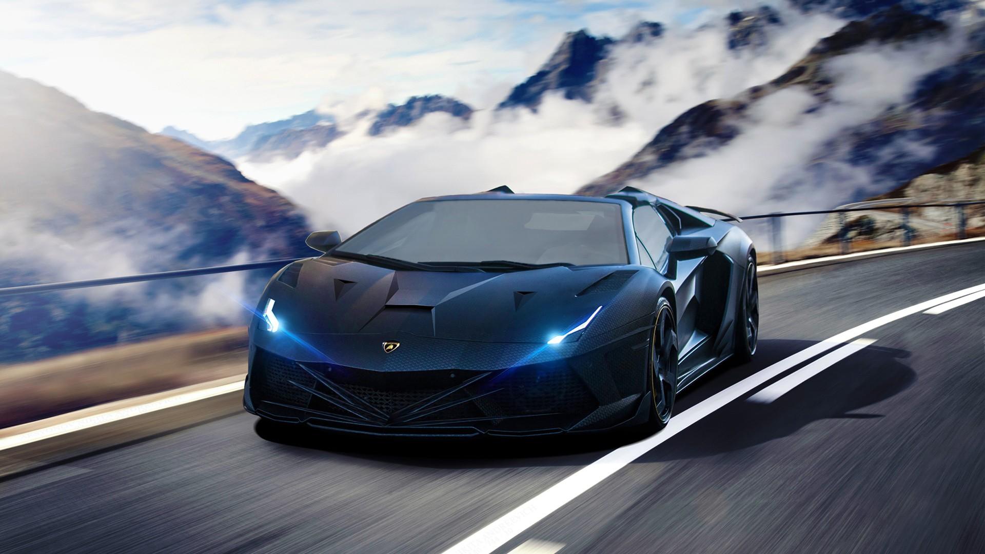 Lamborghini Car Wallpaper In Hd Lamborghini Aventador Supercar Wallpaper Hd Car
