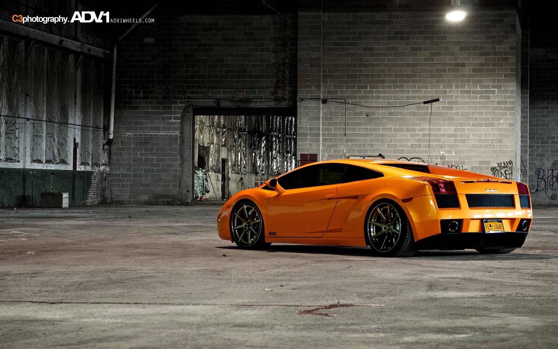 Bmw Hd Wallpapers 1080p Download Lamborghini Gallardo Adv1 Shoot Wallpaper Hd Car