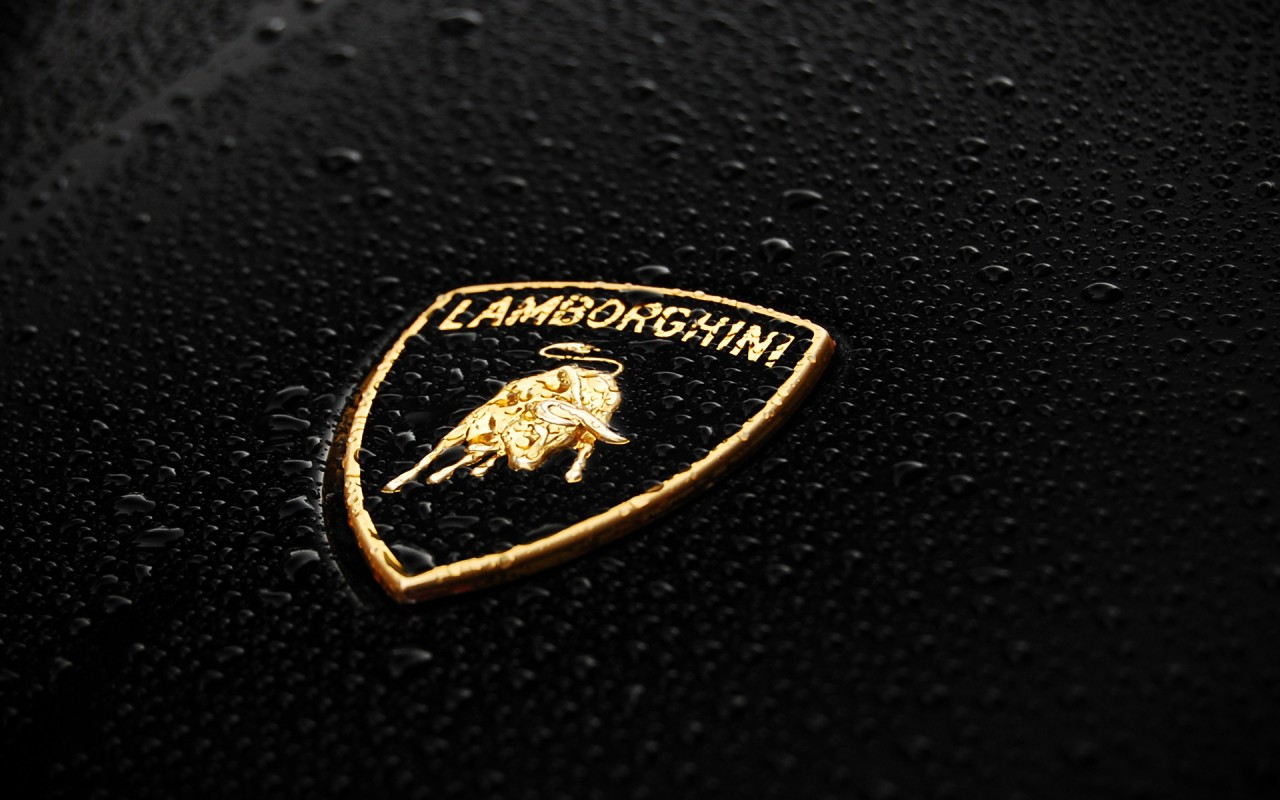Car Wallpaper Windows 7 Lamborghini Logo Wallpaper Hd Car Wallpapers Id 2985
