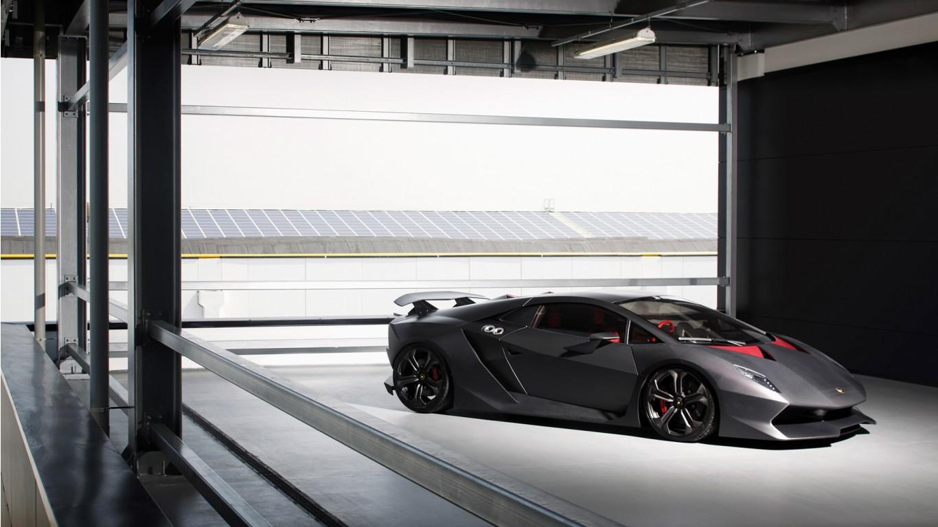 Lamborghini Sesto Elemento Wallpaper Hd Lamborghini Sesto Elemento Concept 2 Wallpaper Hd Car