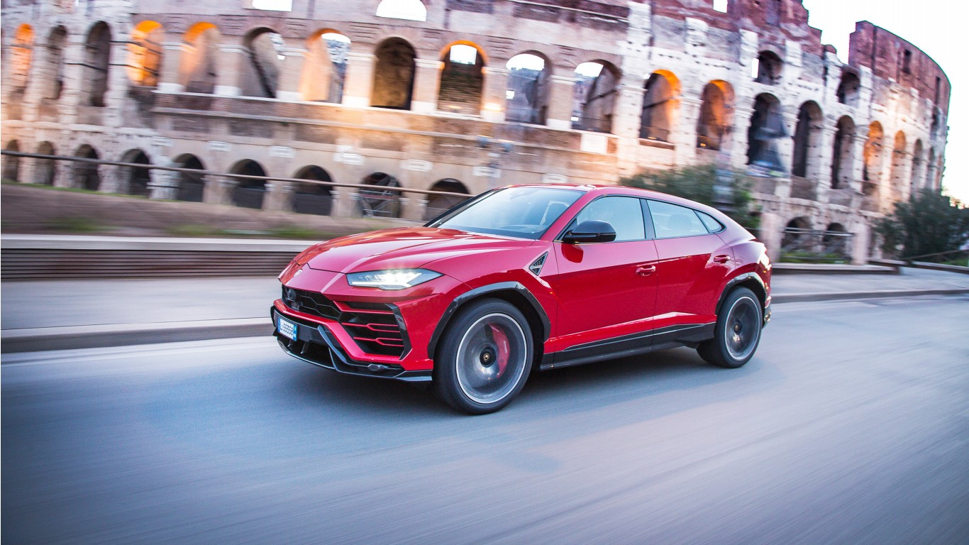 Car Interior Wallpaper Hd Lamborghini Urus 2018 Wallpaper Hd Car Wallpapers Id