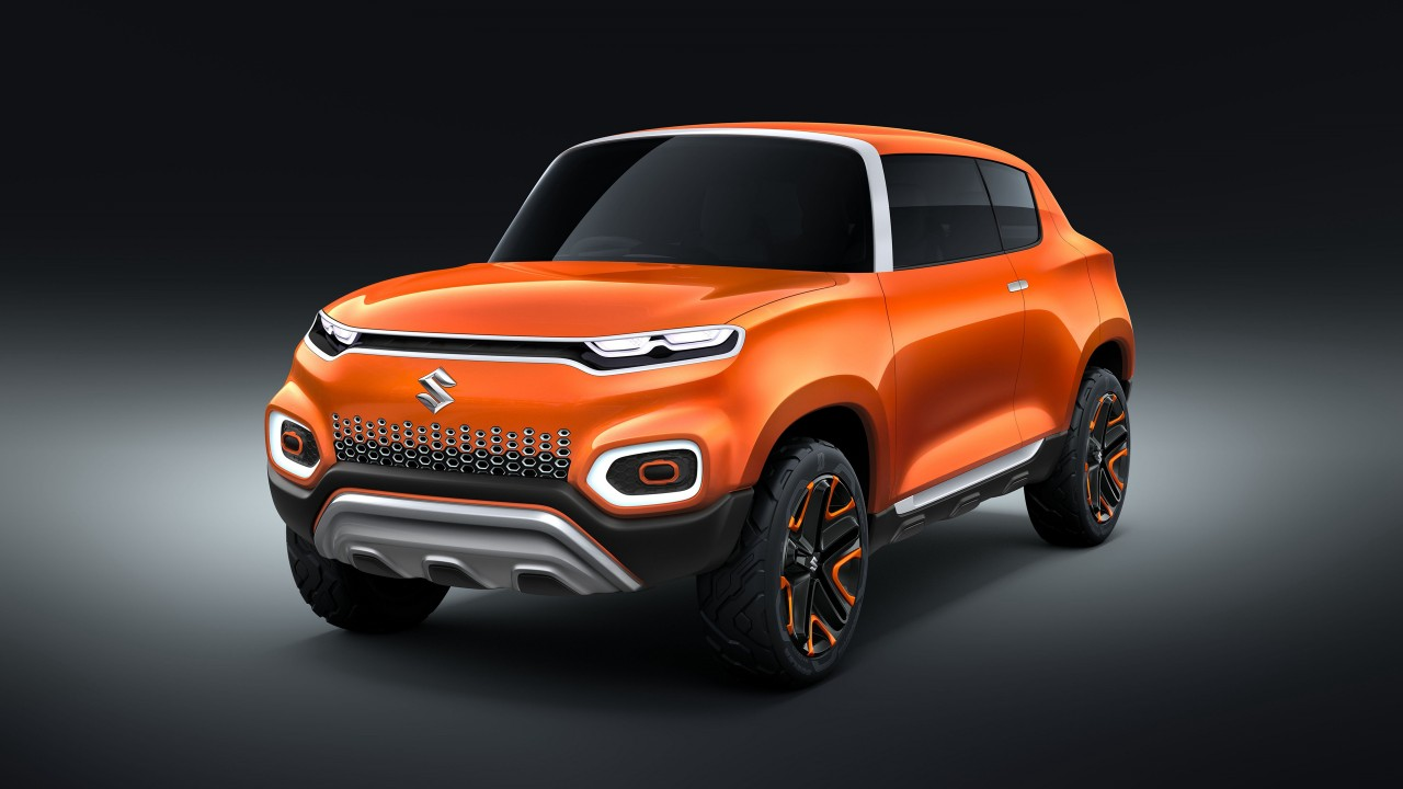 Future Car Wallpaper Hd For Desktop Maruti Suzuki Concept Future S 4k Auto Expo 2018 Wallpaper