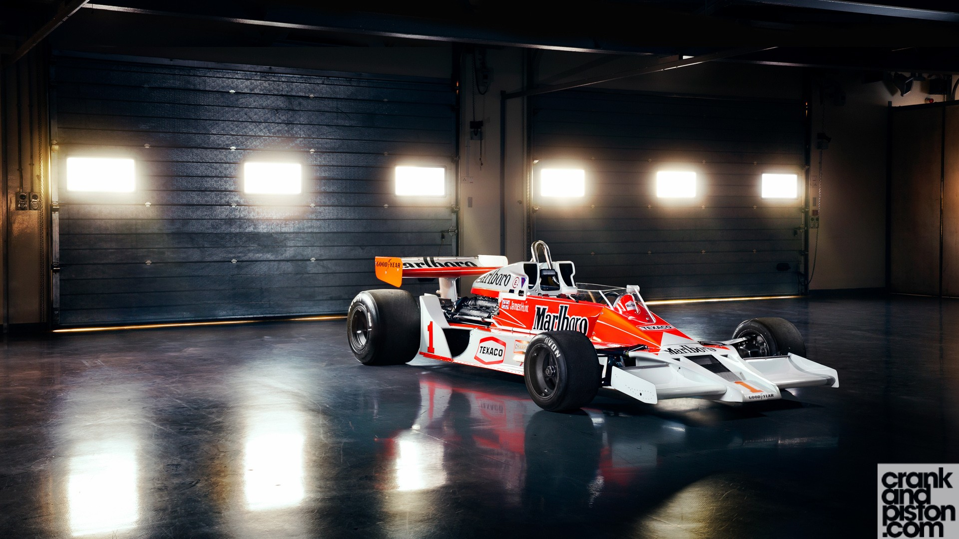 Tesla Car Iphone Wallpaper Mclaren M26 James Hunt Dubai Autodrome Wallpaper Hd Car