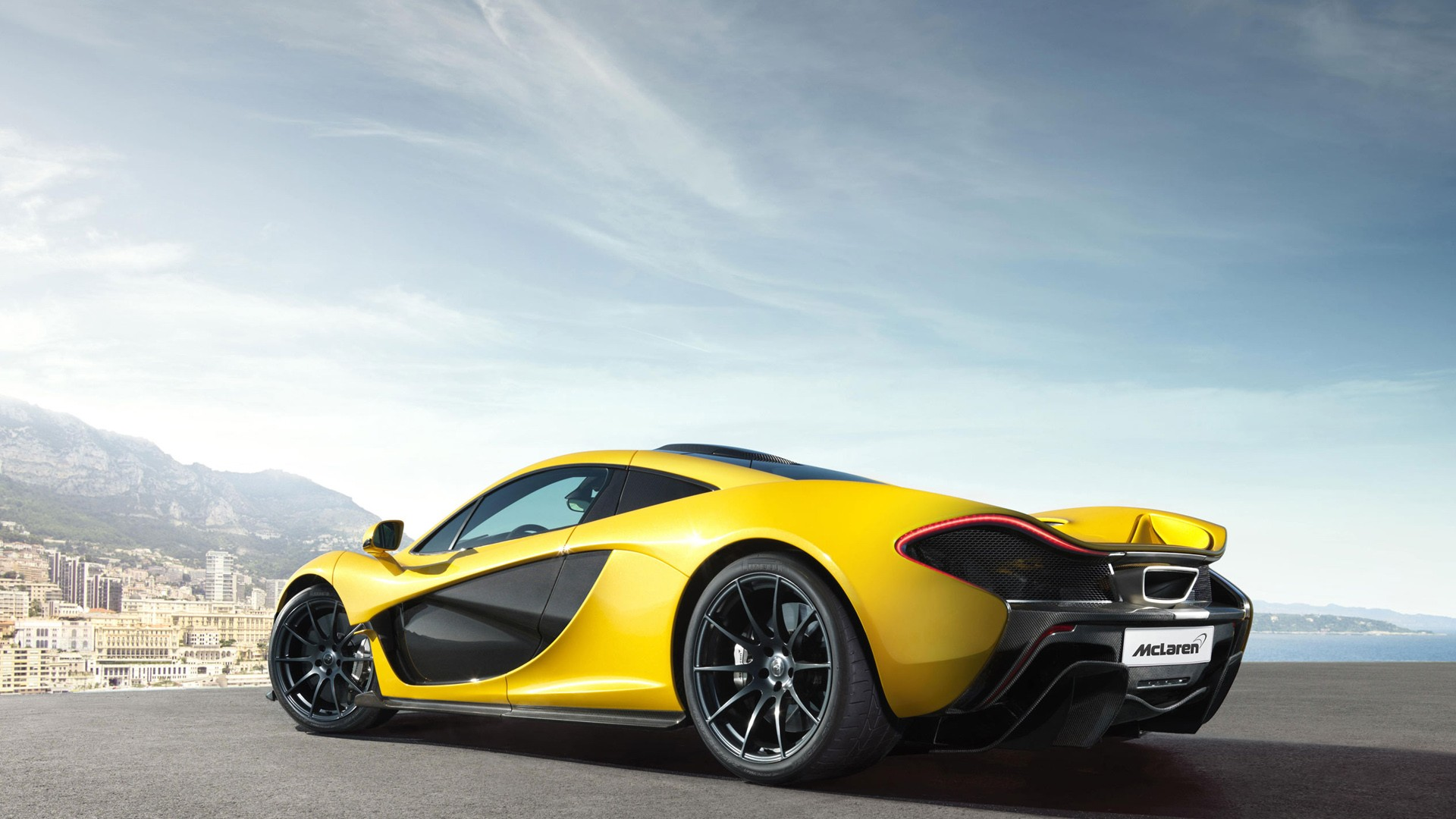 Widescreen Car Wallpapers Hd Mclaren P1 3 Wallpaper In 1920x1080 Resolution