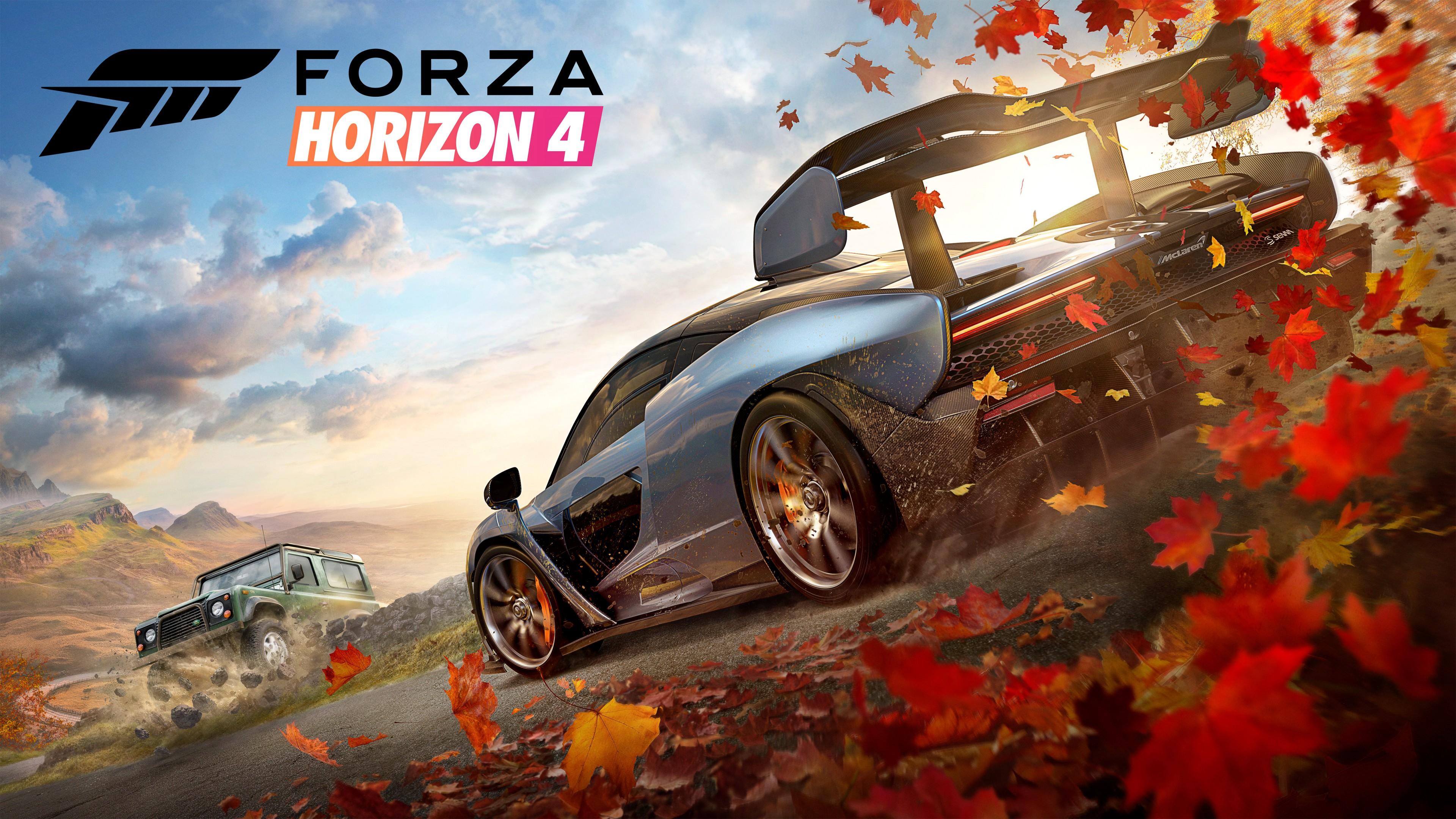 Bmw M Wallpaper Iphone X Mclaren Senna In Forza Horizon 4 5k Wallpaper Hd Car