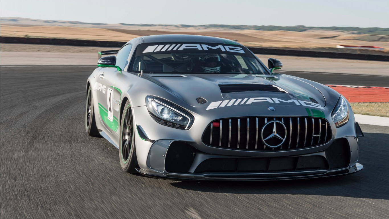 Gt Race Car Wallpaper Mercedes Amg Gt4 2019 Wallpaper Hd Car Wallpapers Id 8150