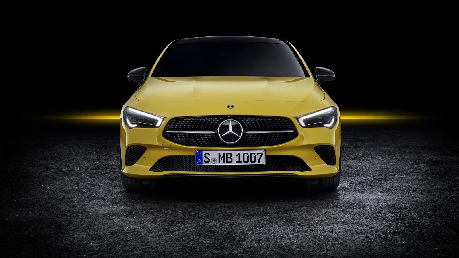 Mercedes Amg Wallpaper Iphone Mercedes Benz Cla Klasse Shooting Brake 2019 5k Wallpaper