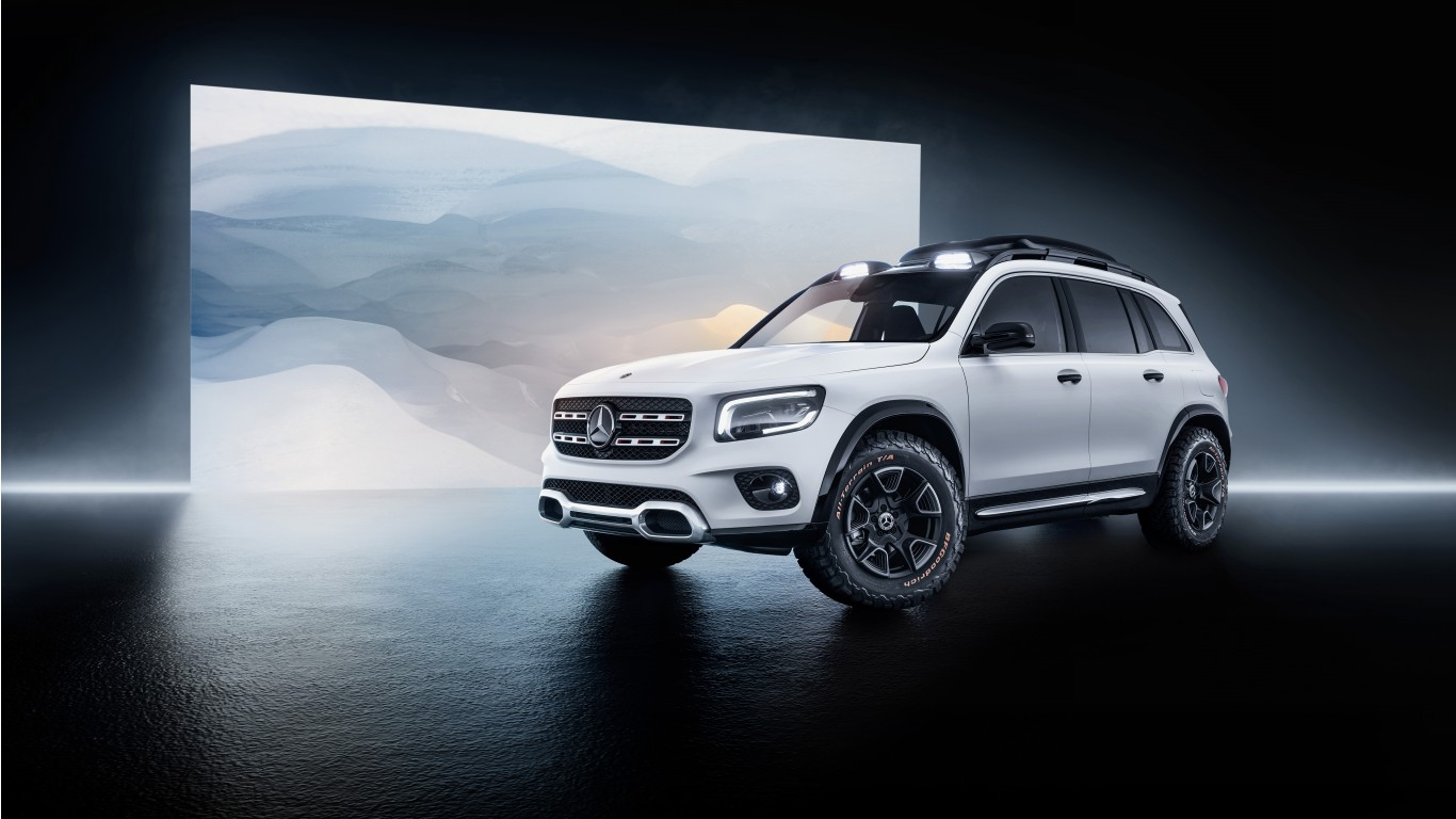 Hd Wallpaper Car Widescreen Mercedes Benz Concept Glb 2019 5k Wallpaper Hd Car