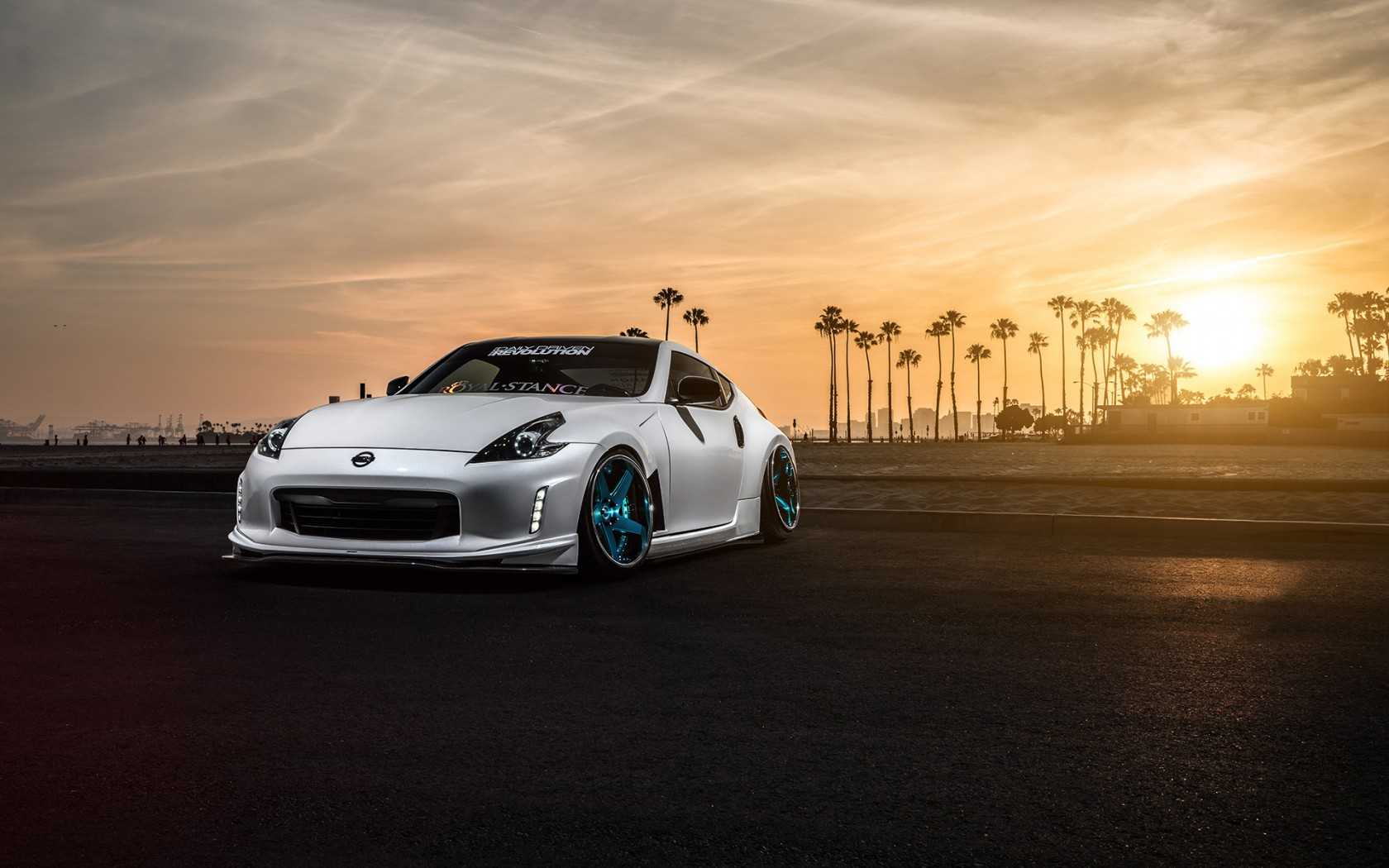 Ultra Hd Wallpapers Cars Nissan 370z Avant Garde Wheels Wallpaper Hd Car