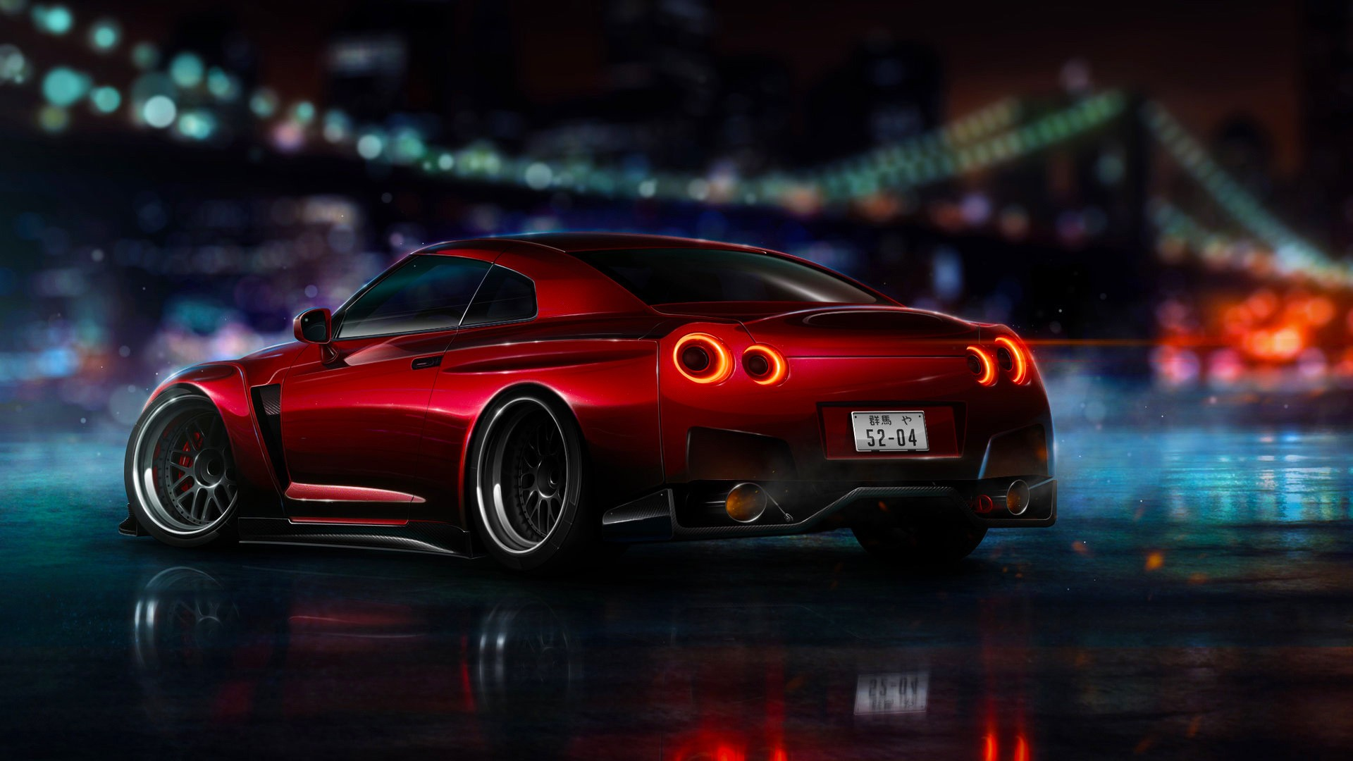 Hd Car Wallpapers For Android Tablets Nissan Gt R R35 Wallpaper Hd Car Wallpapers Id 5716