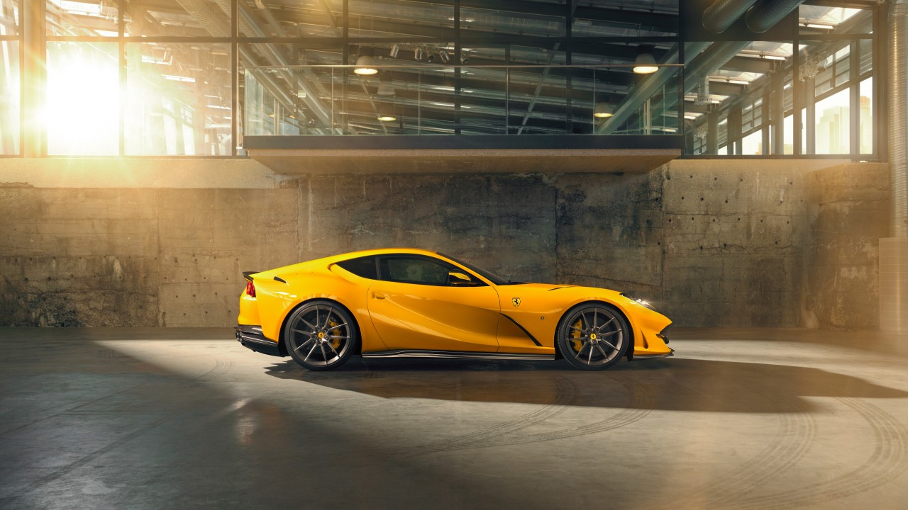 Iphone 4 Car Wallpapers Novitec Ferrari 812 Superfast 2019 4k 8k 7 Wallpaper Hd