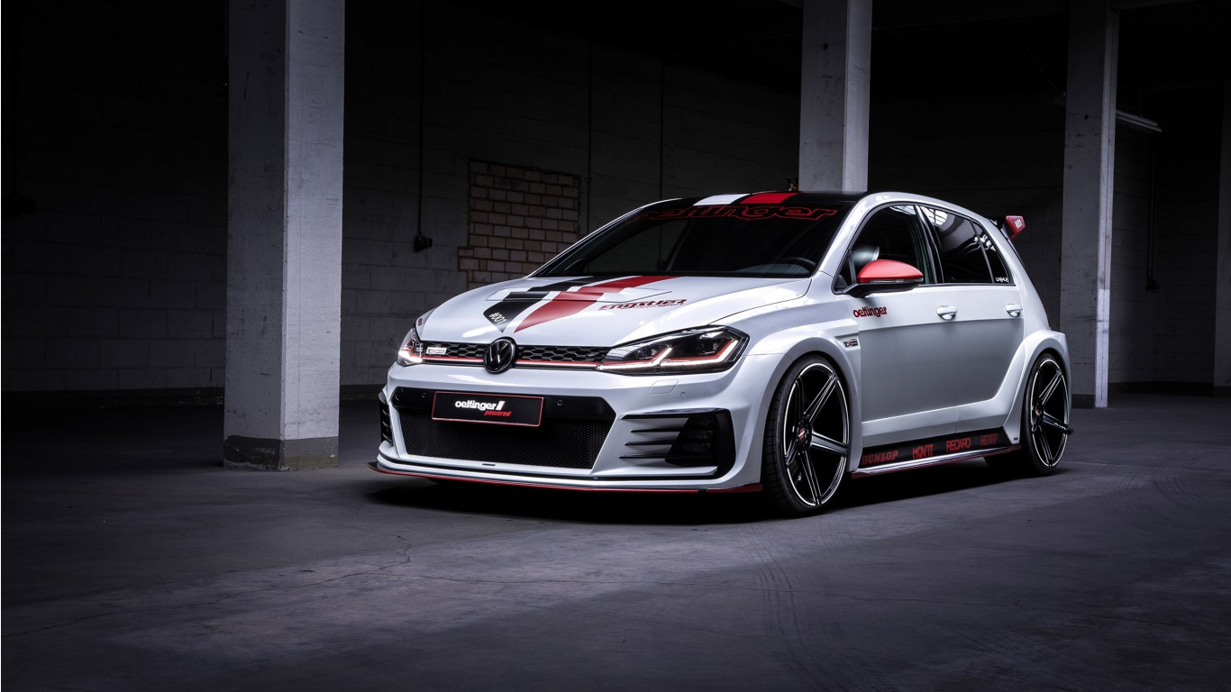 Vw Gti Wallpaper Iphone Oettinger Volkswagen Golf Gti Tcr Germany Street 2019