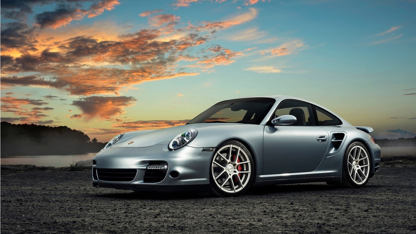Bmw Wallpaper Iphone 7 Porsche 911 Turbo Avant Garde Wallpaper Hd Car