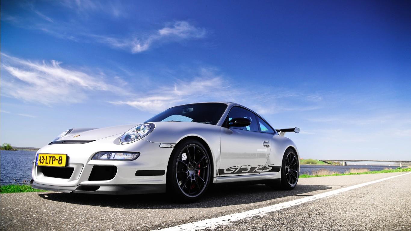 Porsche Boxster Wallpaper Hd Porsche 997 Gt3 Rs Wallpaper Hd Car Wallpapers Id 4334