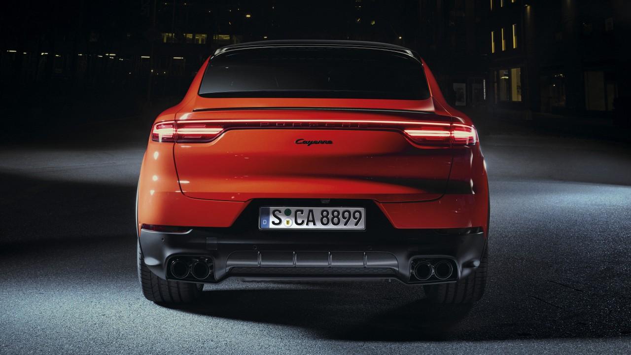 Cross Wallpaper Iphone 6 Porsche Cayenne Coupe 2019 4k 6 Wallpaper Hd Car