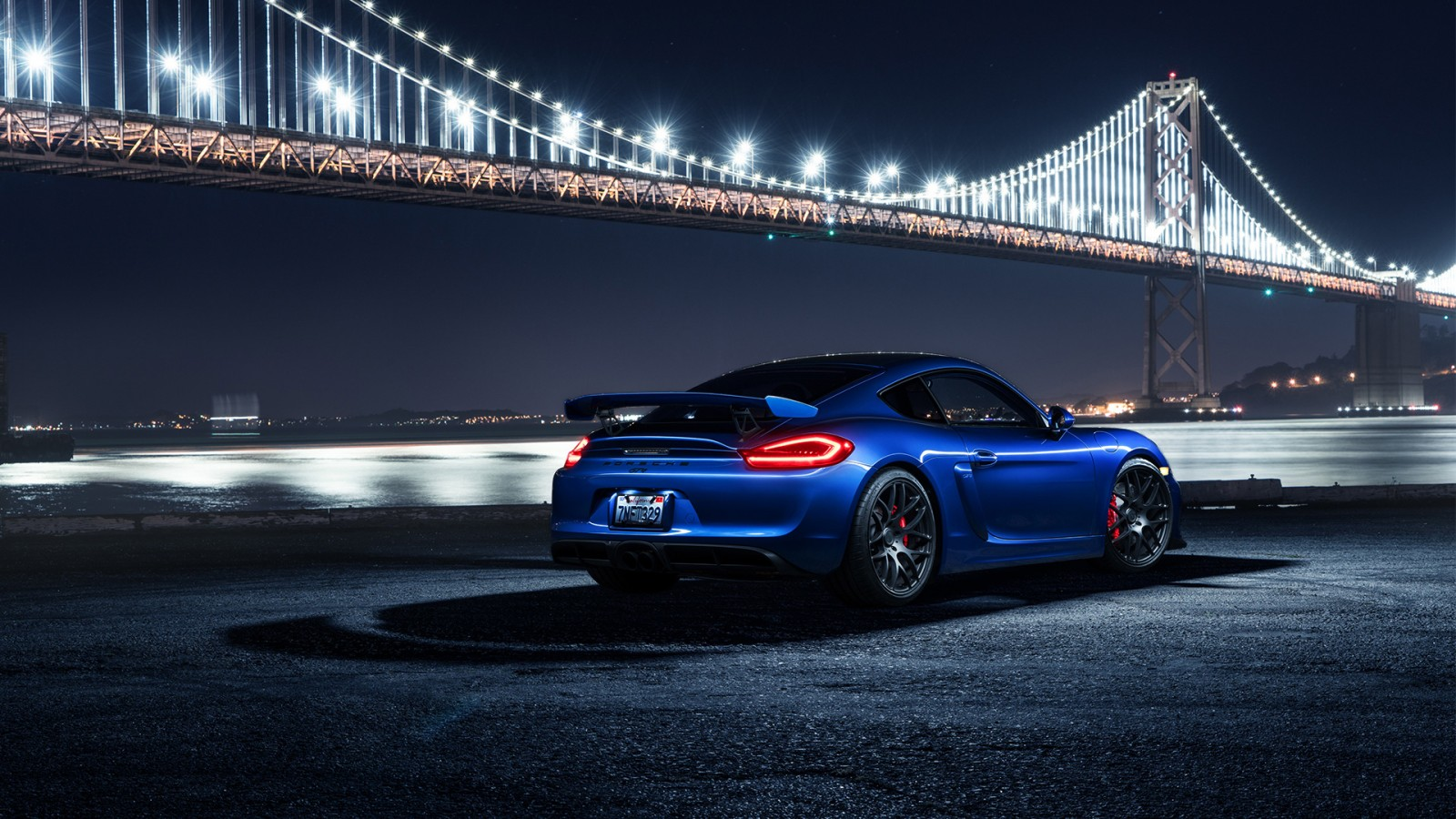 Porsche Boxster Wallpaper Hd Porsche Cayman Gt4 Avant Garde Wheels 2 Wallpaper Hd Car