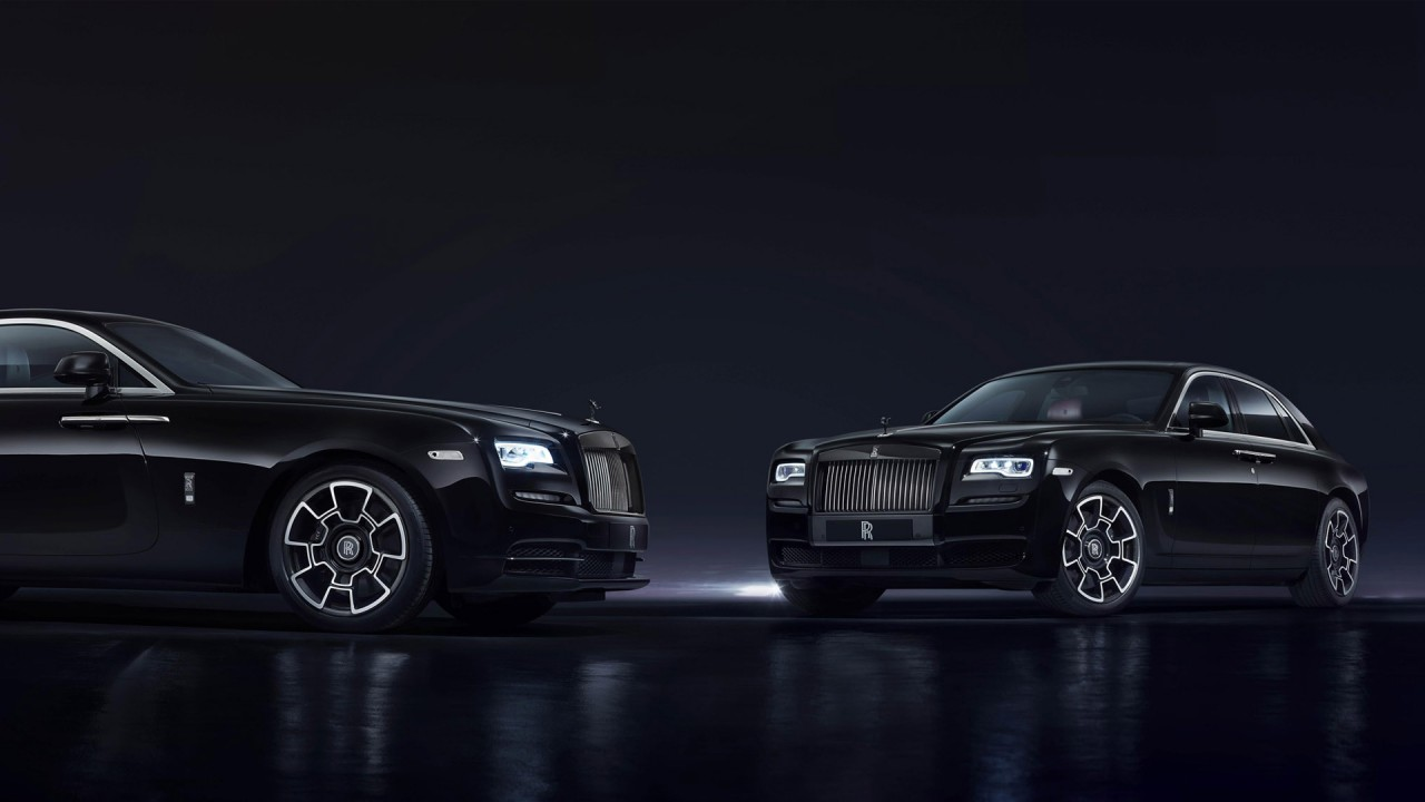 Audi Car Logo Wallpaper Rolls Royce Ghost Wraith Black Badge 2016 Wallpaper Hd