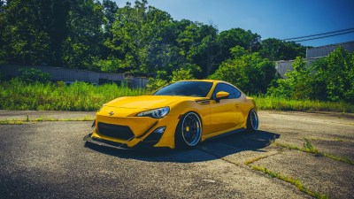 Scion FRS Stance Wallpaper | HD Car Wallpapers | ID #5667