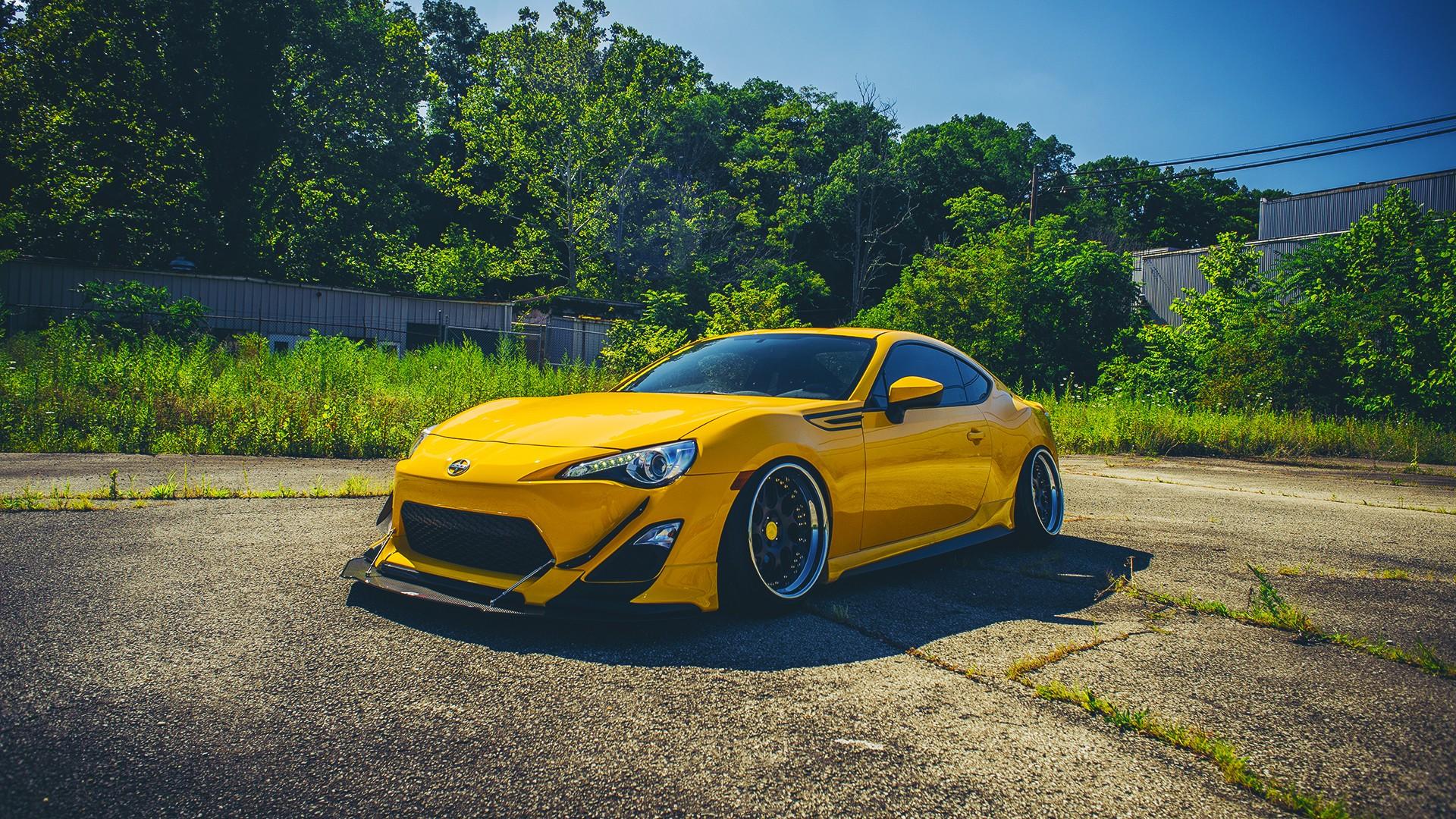 Cars Wallpaper Hd Lambo Ferrari Scion Frs Stance Wallpaper Hd Car Wallpapers Id 5667