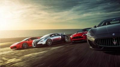 Super Sports Cars Wallpaper | HD Car Wallpapers | ID #5668
