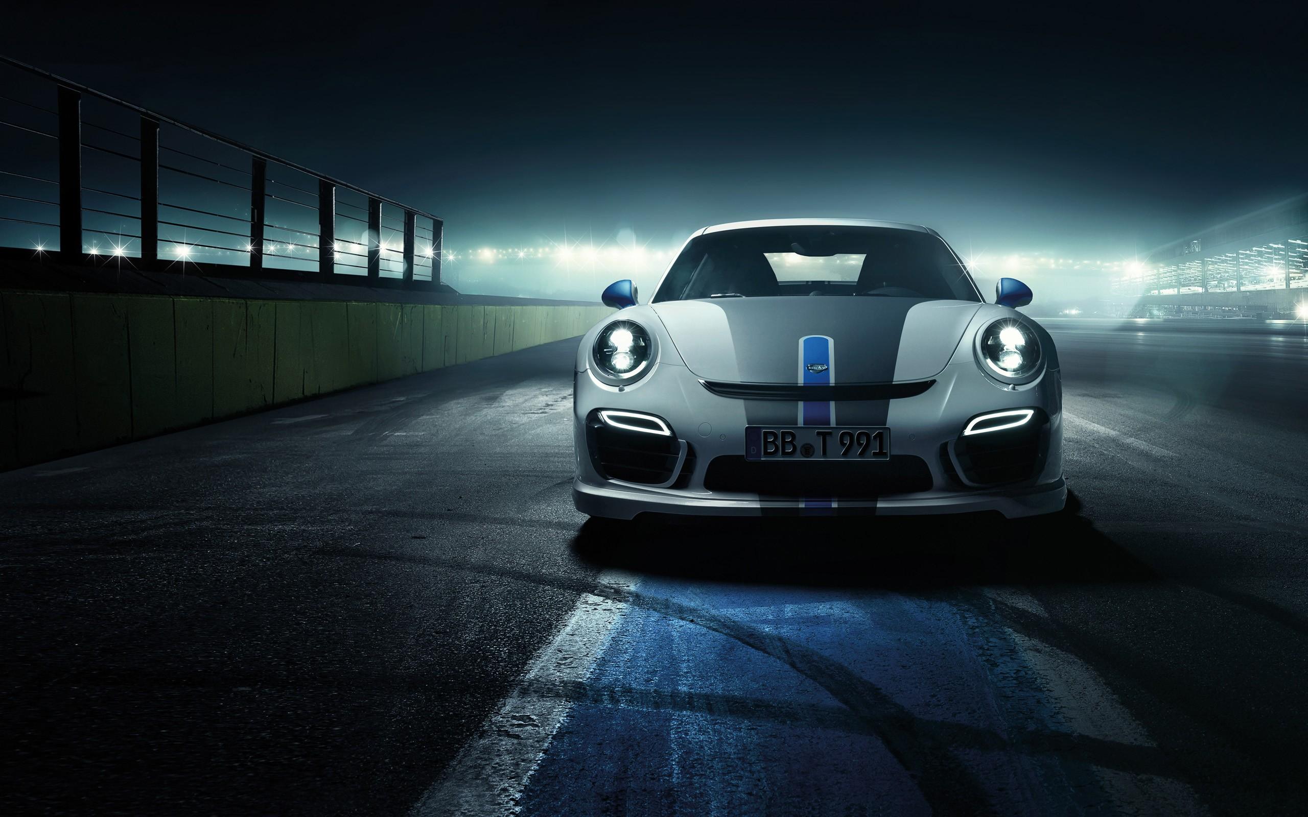 Wallpaper Korea 3d Techart Porsche 911 Turbo 2014 Wallpaper Hd Car