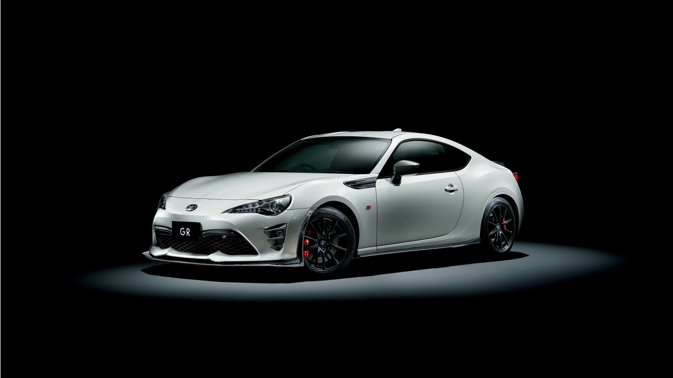 Sports Car 4k Wallpaper Toyota 86 Gr Sports Car 4k Wallpaper Hd Car Wallpapers