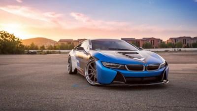 Vorsteiner BMW i8 VR E 4K Wallpaper | HD Car Wallpapers | ID #6548