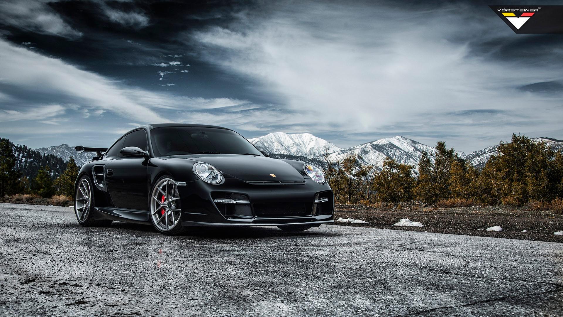 New Girl Wallpaper Download Vorsteiner Porsche 997 V Rt Edition 911 Turbo Wallpaper