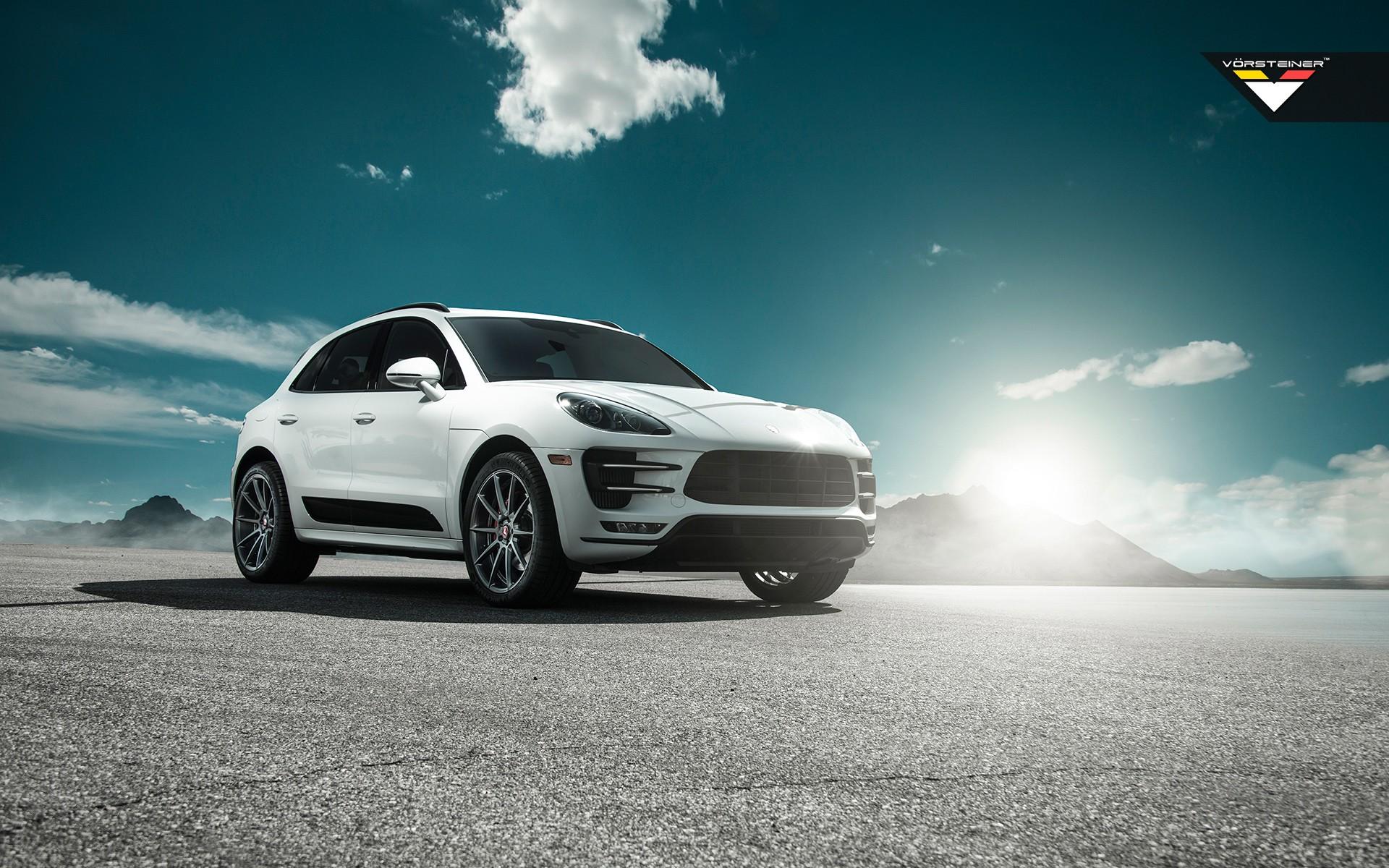 Jaguar Iphone Wallpaper Vorsteiner Porsche Macan Turbo Wallpaper Hd Car